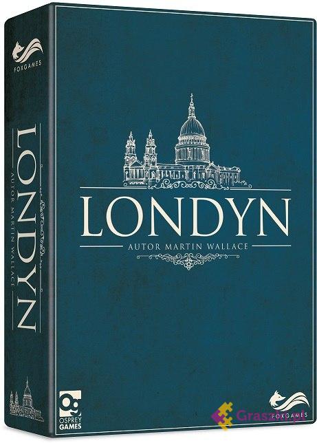 Londyn (druga edycja) // darmowa dostawa od 249.99 zł // wysyłka do 24 godzin! // odbiór osobisty w Opolu